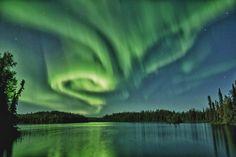 Northern Lights (Aurora Borealis), La Ronge