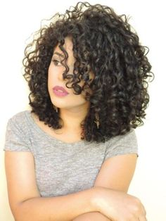 Lace Frontal Wigs Fingerwaves And Curls Hairstyles For Toddlers With Curly Hair Best Women Curly Wigs Dyed Curly Hair Dyed Curly Hair, Curly Hair Cuts, Curly Wigs, Short Curly Hair, Short Hair Cuts, Short Hair Styles, Short Curls, Curly Hair Bob Haircut, Haircut Short