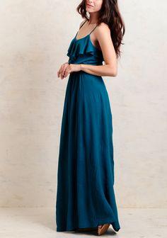 Paradise Cove Maxi Dress | Modern Vintage Longer Length | Modern Vintage Dresses | Modern Vintage Clothing | Ruche | Ruche