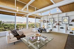 Beverley David Thorne-designed Case Study House #26 in San Rafael, California, USA