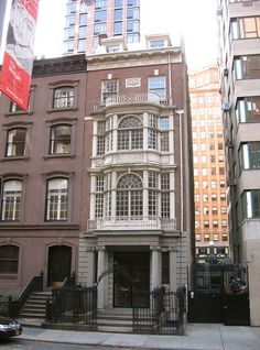 harry wills house on strivers row in harlem, new york