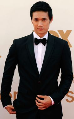 Harry Shum Jr. - nothing better than an attractive Asian in a nice suit.