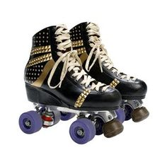 Designer Clothes, Shoes & Bags for Women Best Roller Skates, Roller Skate Wheels, Roller Derby, Roller Skating, Skating Rink, Rollers, Badass Style, Son Luna, Cool Boots