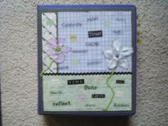Made Just For You Scrapbooks: Organized Scrapbooking
