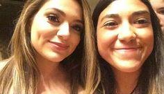 Bethany and a fan at Vidcon 2015! (july 24th)