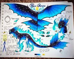 No photo description available. Wings Of Fire Dragons, Cool Dragons, Mythical Creatures Art, Fantasy Creatures, Fantasy Dragon, Fantasy Art, Night Fury Dragon, Manga Dragon, Dragon Sketch