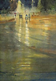 Rainy Night-01