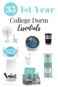 35 Essential College Dorm Room Must-Have for your freshman year. 35 Essential College Dorm Room Must-Have for your freshman year. If you are in College Dorm Room I College Dorm Checklist, College Dorm Organization, College Dorm Essentials, College Hacks, Room Essentials, College Dorm Necessities, College Must Haves, College Packing Lists, Amazon Essentials
