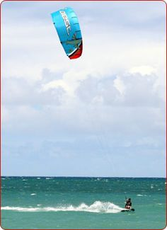Maui is world famous for extreme sports. Rugged volcanic geography, strong trade winds and huge pacific swells make Maui an extreme athlete's paradise. Kitesurfing began on Maui over 15 years ago with pro athletes like Laird Hamilton, Dave Kalama, and Rush Randle, who were pushing the limits of wind powered watersports. The island of Maui, has always been one of the premier destinations for windsurfing. It spawned the sport of extreme tow-in surfing, and has also become the proving ground…