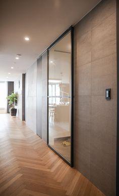 Diy Interior, Office Interior Design, Home Office Decor, Office Interiors, Interior Design Living Room, Interior Architecture, Floor Design, House Design, Hospital Design