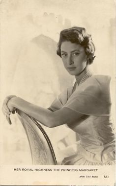 Princess Margaret Rose, Countess of Snowdon-the youger sister of Queen Elizabeth II. Margaret Rose, Princess Margaret, Duchess Of York, Duke And Duchess, Royal Family Names, Lady Sarah Chatto, Queen's Sister, Windsor, Hm The Queen