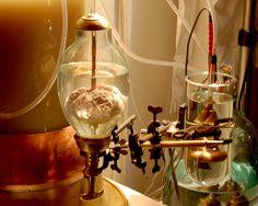 frankenstein lab!