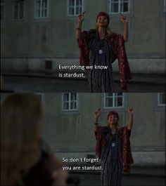 #Before Sunrise. So weird, I don't think my mom has seen this movie but she says this all the time.