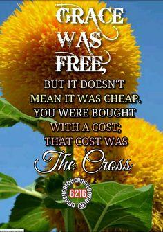 GRACE WAS FREE