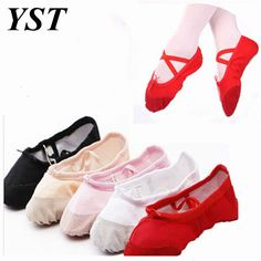 Ballet De Danse Danse Chaussures Pointe Pour Enfants Enfants Filles Femmes  Souple Appartements Chaussures Confortable Remise 99011f22c090