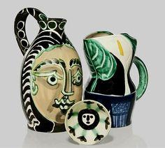 Pablo Picasso, Madura Pottery