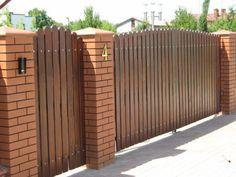 Drewniane ogrodzenia bramy balustrady- zapraszam - Galeria - 0
