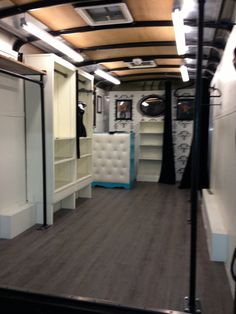 Inside Gypsy Sisterz Traveling Boutique