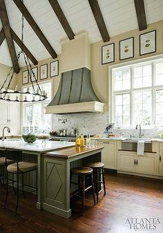 Great kitchen windows