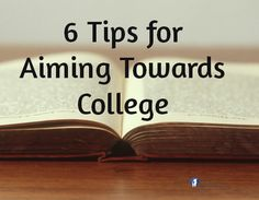 Is it possible to homeschool towards college without stressing out? The answer is YES, but taking it step by step.