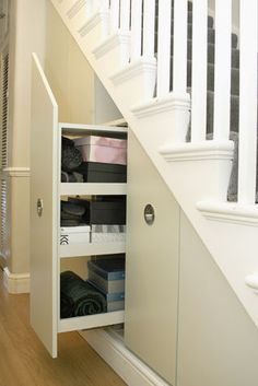 Understairs Cupboards - London W4, Ealing W5, Chelsea SW3