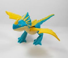 How To Train Your Dragon - Stormfly - Toy Figure - Dreamworks - Cake Topper (2)