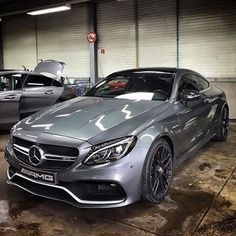 ✖️ New C63 Coupè ✖️