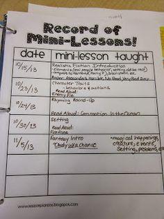 Ms. Pretzel's Super 2nd Graders: Reader's Workshop (Lots of Photos)