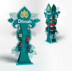POS Dilmah on Behance