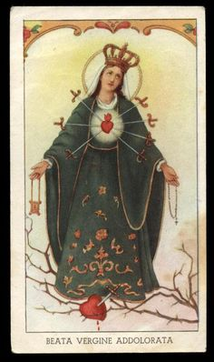 Jesus Mother, Blessed Mother Mary, Blessed Virgin Mary, Religious Pictures, Religious Art, Mary Costume, La Salette, Altar, Jesus Christus