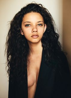 davidurbanke: Marina Nery by David Urbanke.