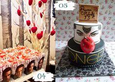 Resultado de imagem para bolo once upon a time
