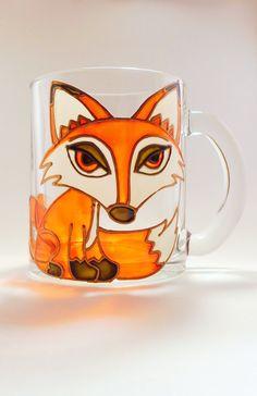 ART Team Treasury #13 - Red Fox by Katerina on Etsy