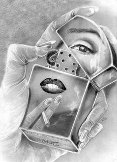 Marilyn - marilyn-monroe Fan Art