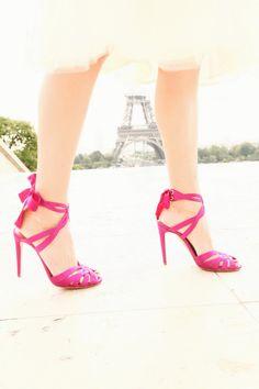 Chaussures / Shoes : Aquazzura