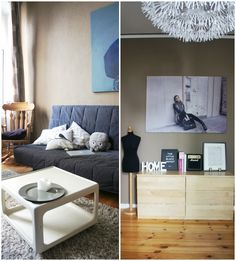 BILDHÜBSCH Living room