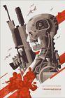Tom Whalen Mondo Terminator 2 Judgement Day Poster Print Texas Frightmare MONDO - http://oddauctions.net/mondo-gallery/tom-whalen-mondo-terminator-2-judgement-day-poster-print-texas-frightmare-mondo/