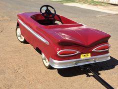 1959 Chevy Impala pedal car (hamilton)