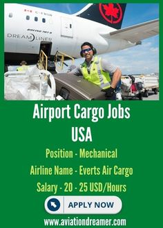 Everts Air Cargo ✈️✈️ Hiring Technical Staff for Cargo flights 🛫🛫 Apply Now🛬🛬
