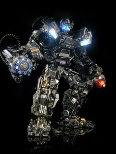 Ultimate Ironhide (v5) (4) | Flickr - Photo Sharing!