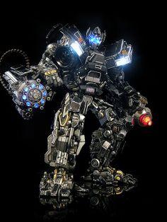 Ultimate Ironhide (v5) (4) | Flickr - Photo Sharing!