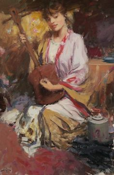 Dan Beck 025 Art Wallpaper Oil Painters Of America National Exhibition Muse Of Music, Painting Competition, Oil Painters, Painting Process, Online Painting, Impressionist, Rose, Art History, Art Gallery