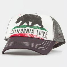 BILLABONG Pit Stop Womens Trucker Hat 185361110 | Hats | Tillys.com