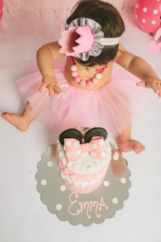 Minnie Mouse Themed Cake Smash 1st birthday, baby's first birthday, bday, cake, cake smash, cake smash photoshoot, cake smash session, disney, disney world, first birthday, grow with me, minnie mouse, minnie mouse birthday, minnie mouse cake, minnie mouse decorations, minnie mouse party, minnie mouse smash cake, one year, one year old, photography, photoshoot, pink minnie mouse, smash cake, toddler, toddler life