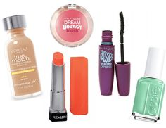 The Best Drugstore Beauty Products For This Summer | GirlsGuideTo
