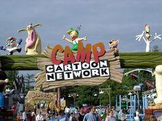 Camp Cartoon Network Land