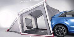 Audi Campingzelt