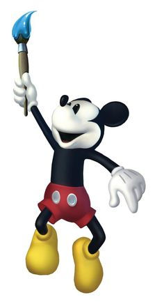 Epic Mickey (Mickey Mouse)