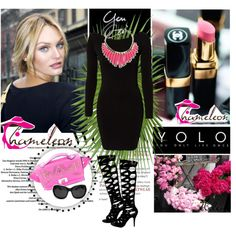 "@Stanislava Dikova Accessories Boutique  ""LADY- SHOPCHAMELEON.COM 5"" by helenevlacho on Polyvore"
