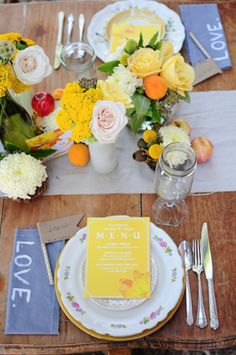 Vintage Barn Wedding In California - Rustic Wedding Chic